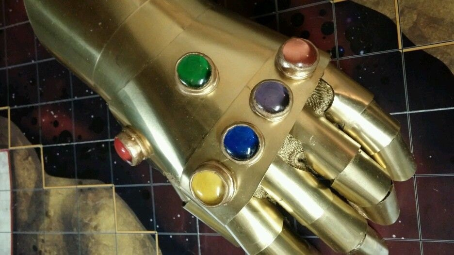 xl Cosplay Infinity Gauntlet