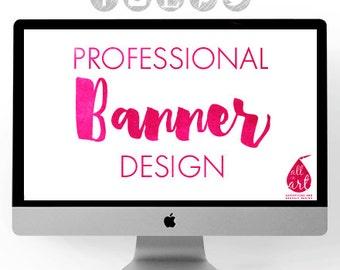 Professional BANNER Design