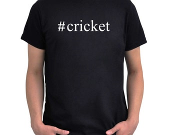 Hashtag Cricket  T-Shirt