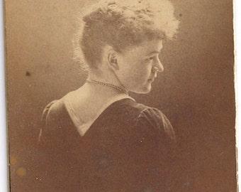 Parkinson photographer NYC Victorian actress sepia