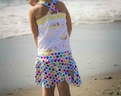 PDF Sewing Pattern the TYBEE TANK Top and Dress Size 2-12