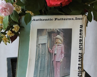 Western patterns 268 Authentic Patterns, Inc.