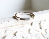 Stacking ring - Silver