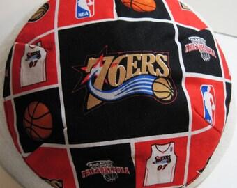 The Philadelphia 76'ers Basketball Kippah