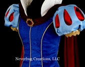 Snow White Parks Costume- Vibrant Colors