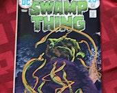 Swamp Thing No8 DC Comics 1974 Bernie Wrightson The Lurker Sci Fi Horror