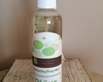 Moisturizing Body Spray, You Choose Scent, 4 oz., Vegan Friendly