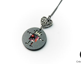 My beautiful robot pendant