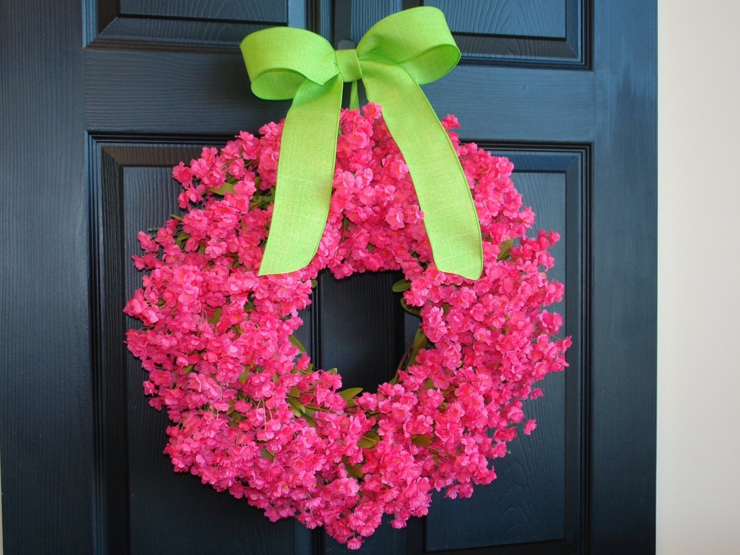 spring wreaths mother 39 s day wreaths front door by aniamelisa