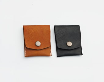 SALE - Tight leather wallet