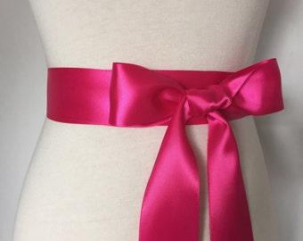 Dark Pink Fushia Etsy