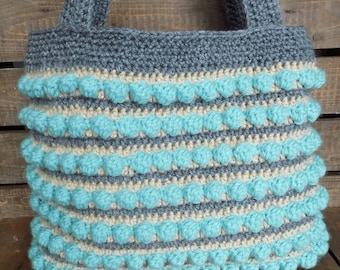 Crocheted Tote Pattern