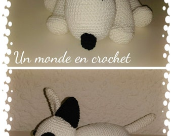 Tutorial in french biscuit the dog (PDF in french)