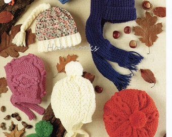 Knitting Pattern Balaclava For Baby : Baby Knitting pattern baby boys helmets hat balaclava baby