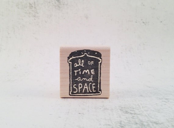 The Time and Space Stamp