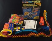 Domino Rally Pathmaker Set Game 1992