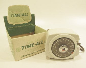 Vintage Intermatic Time All Appliance or Light Timer