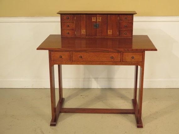 Arts And Crafts Style Writing Desk