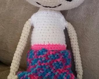 crochet lala loopsy doll