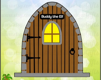 Elf doors on etsy a global handmade and vintage marketplace for Works elf door