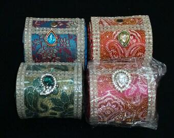 Indian Mini Bangle Boxes