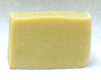 Orange Patchouli Goat Milk Soap