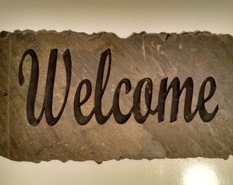 Welcome Sign (IN0035)