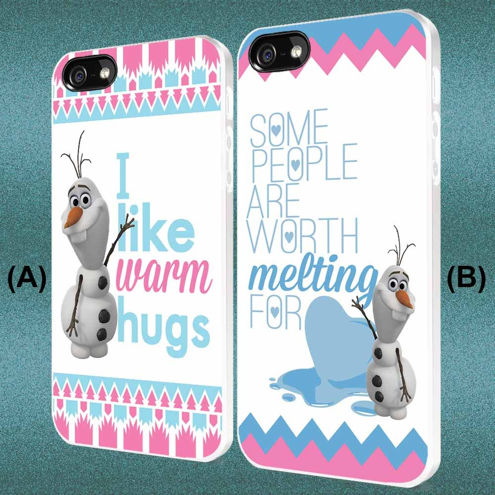 Cheap Cellphone Cases: Olaf disney frozen quotes iPhone Case,Samsung ...