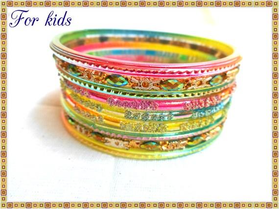 Image result for indian kids bangles