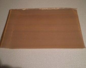 """Wire Mesh, Woven Metal Fabric, 100% Bronze, 75 micron, 1Sheet 30 x 40 cm, 12""""  x 15"""""""