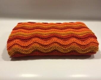 "Baby blanket ""Autumn"""