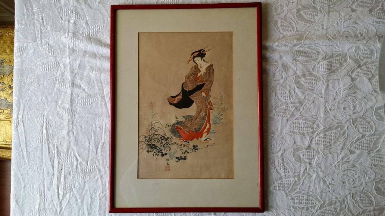 Vintage Japanese Print 35
