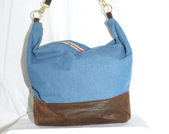 Solider Slouch Purse