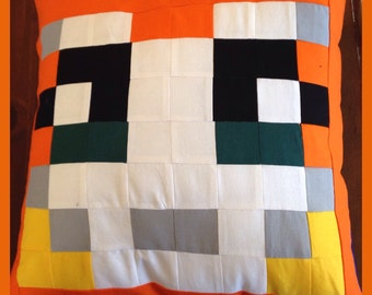 Stampy Cat Cushion Cover