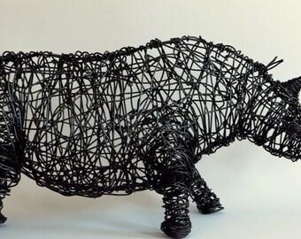 wire rhino