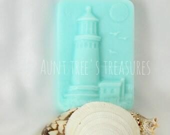 Handmade Lighthouse Soap