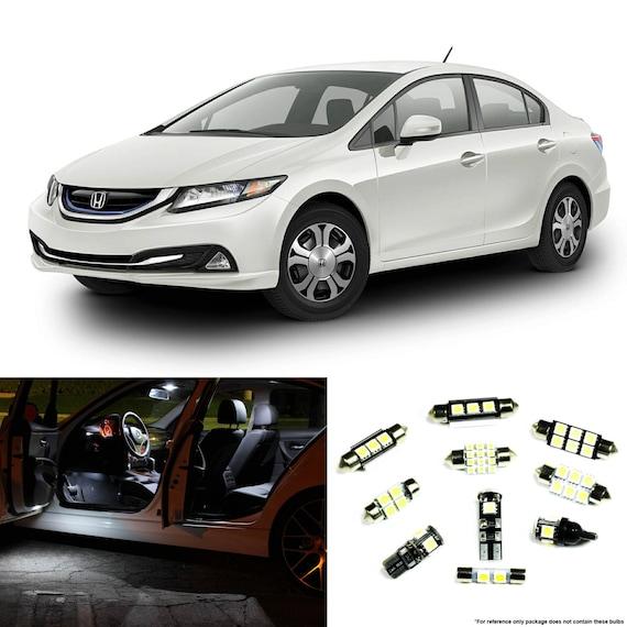 Honda Civic 2013 2015 Premium Led Interior Lights By Ledlightsnow