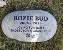 """Pet headstone 11"""""""