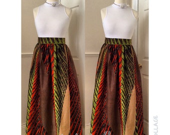 The Akuba Maxi skirt