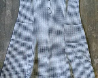 Late 1960s Vintage day dress made in France