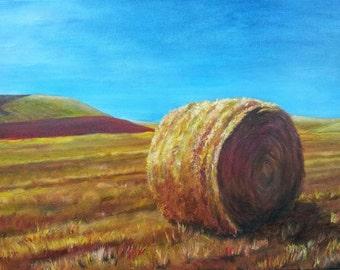 Hay Roll Etsy