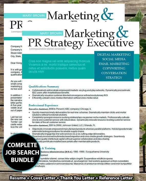 2015 resume template marketing resume template advertising