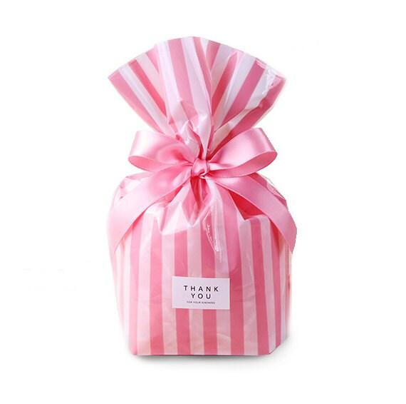 Wedding Favor Bags Plastic : ... gift bags/ bridesmaid bags/ favor bags/ candy bags/ wedding favor bags