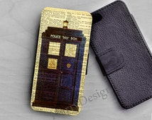 Doctor Who Tardis iPhone 6s plus Wallet case Samsung Galaxy S7 edge, Samsung Note 5 case, Galaxy S3 S4 S5 S6 edge plus, iPhone SE 5s 4s case