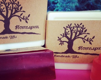 Natural Handmade Shea Butter Soap