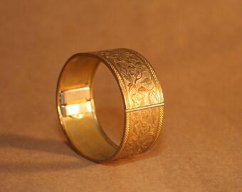 Sale: Victorian Cuff Bracelet