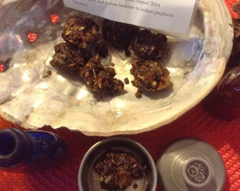 Egyptian Kyphi Incense Handcrafted Ritual Incense Magickal Curio