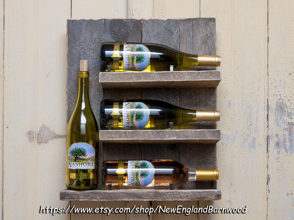 18 Elegant and Creative Handmade Wine Holders - Style ... |Unique Wood Wine Rack