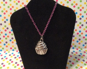American Girl Doll/18 inch Doll Cupcake Necklace
