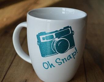 Oh Snap! Photography Mug
